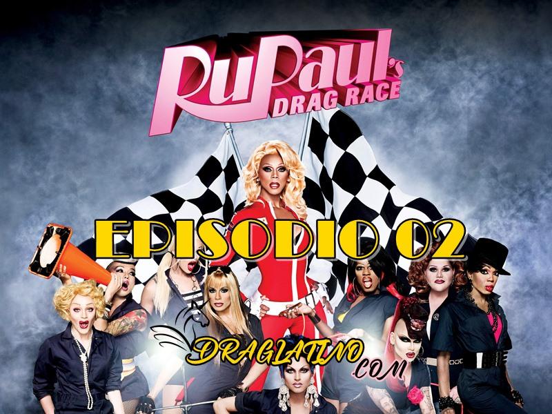 Rupaul´s Drag Race Season 1 Ep 02