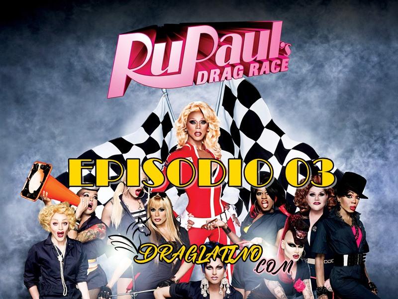 Rupaul´s Drag Race Season 1 Ep 03