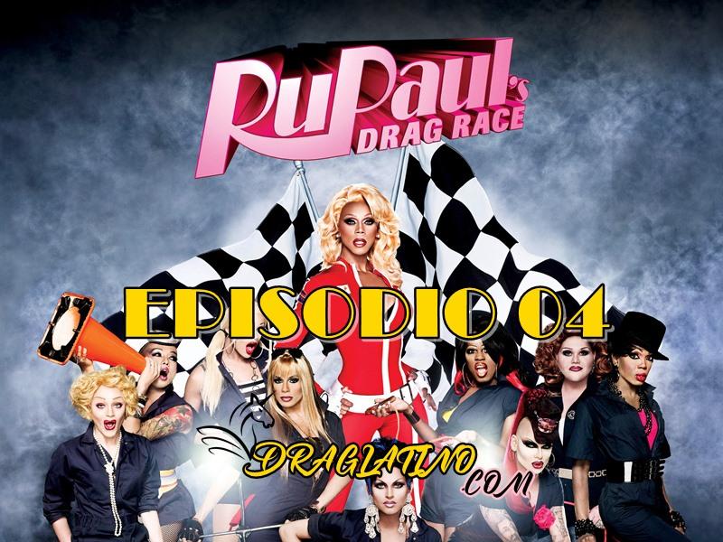 Rupaul´s Drag Race Season 1 Ep 04