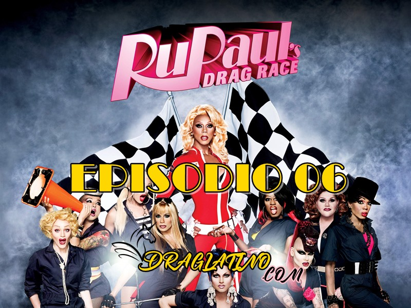 Rupaul´s Drag Race Season 1 Ep 06