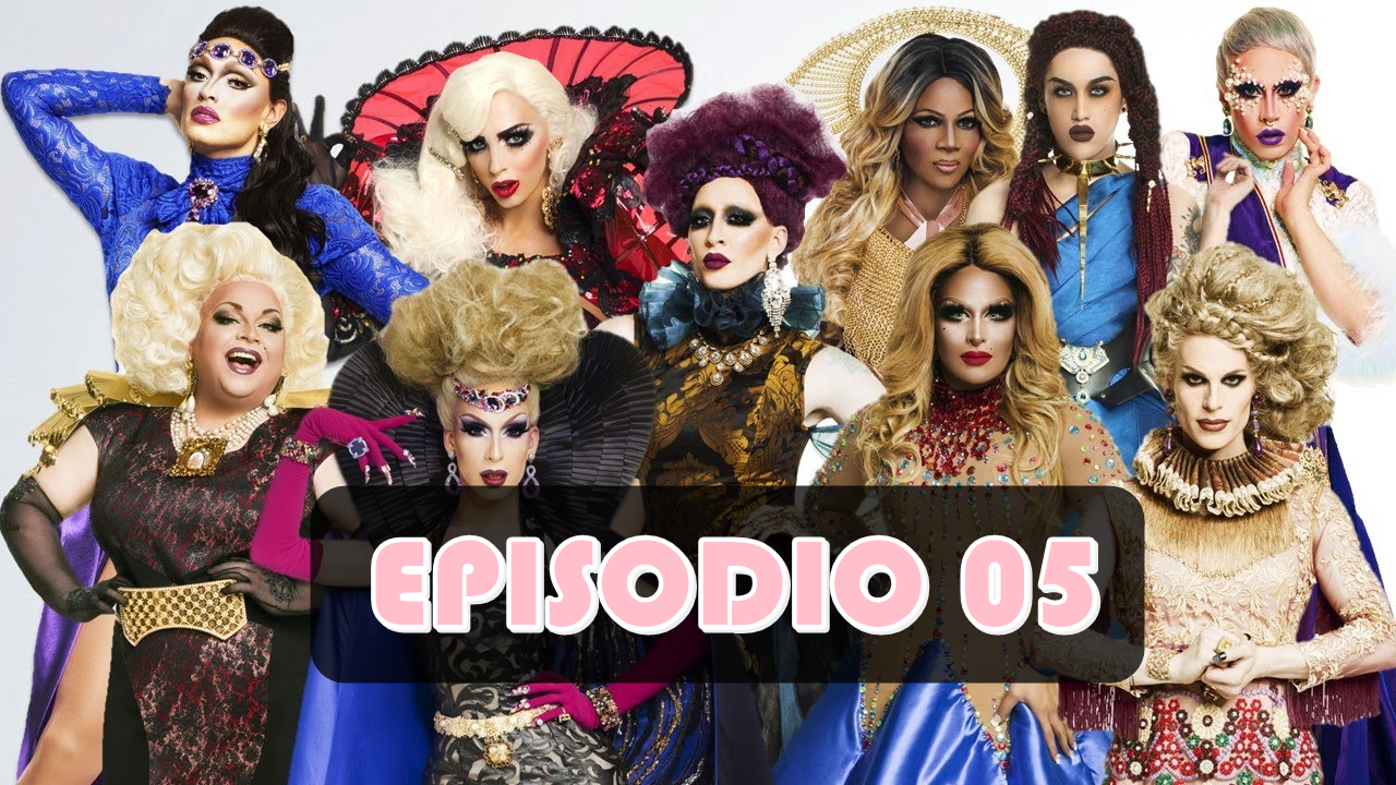 Rupaul´s Drag Race All Stars 2 episodio 5