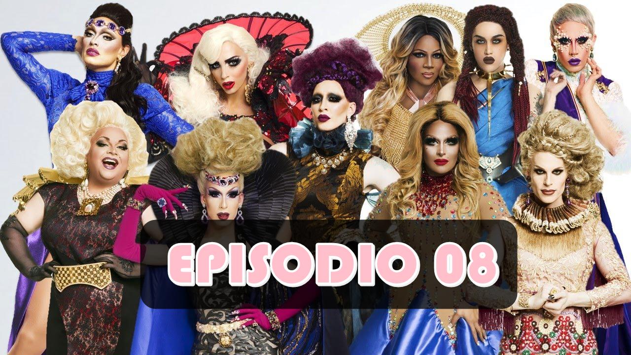 Rupaul´s Drag Race All Stars 2 episodio 8