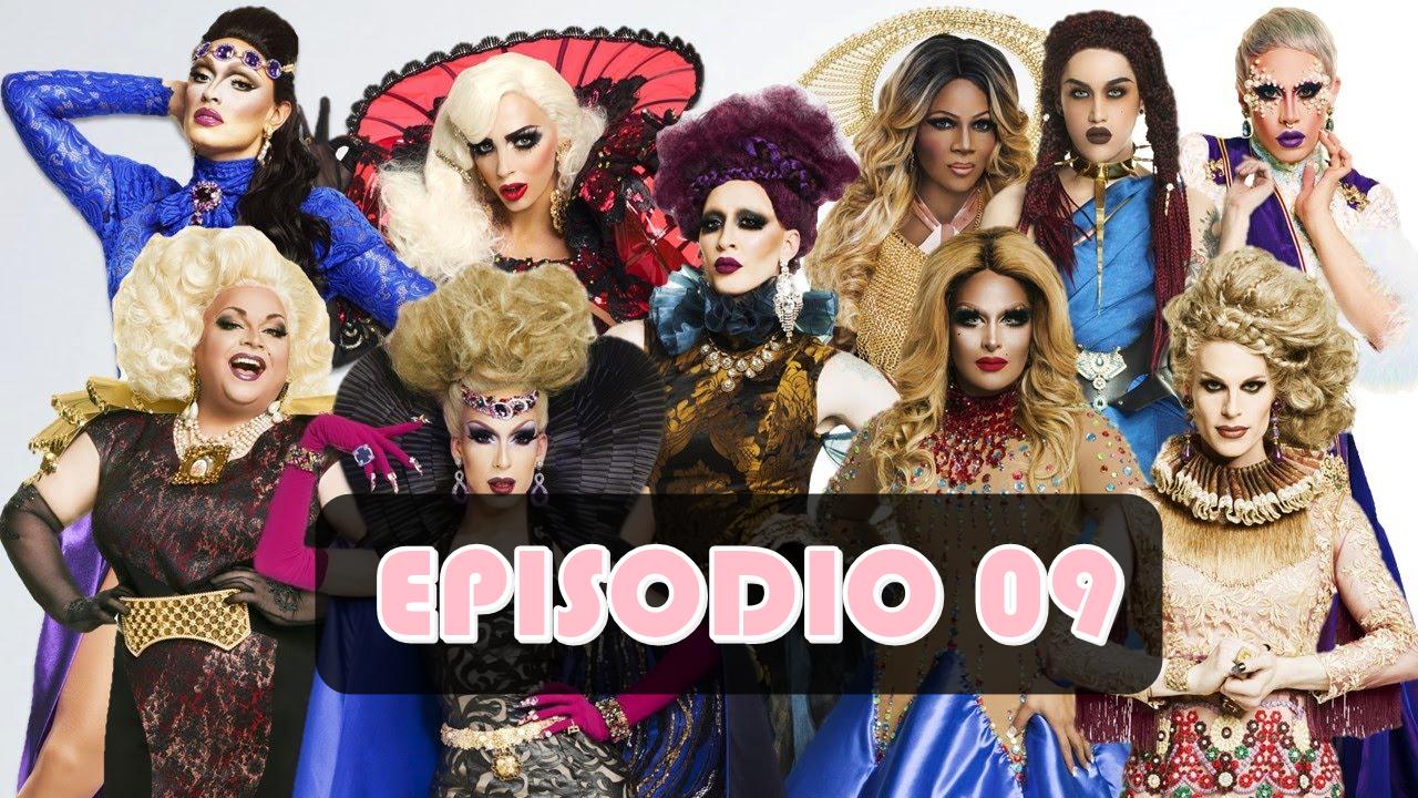 Rupaul´s Drag Race All Stars 2 episodio 9