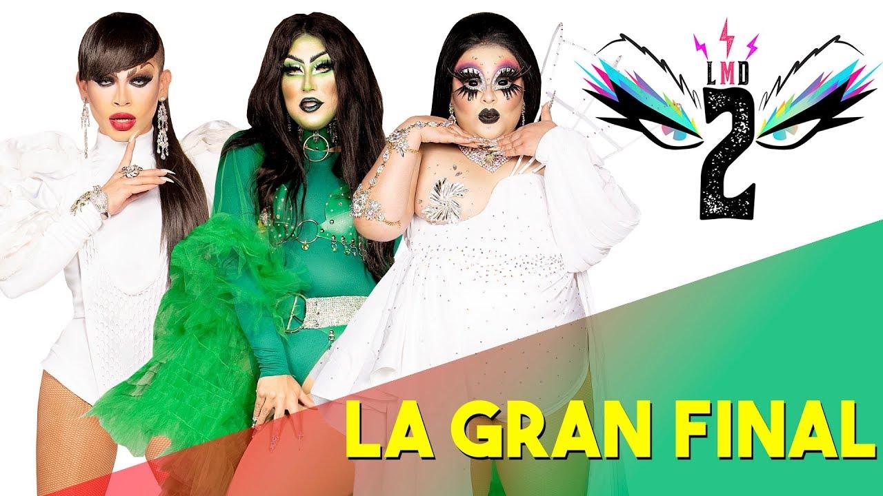 """LA MÁS DRAGA 2 Capítulo 09 """"LA GRAN FINAL"""""""