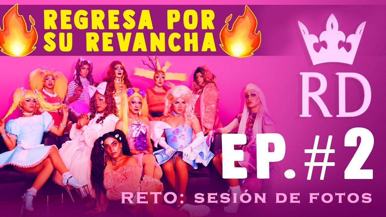 REINA DRAG EP 2: SESIÓN DE FOTOS