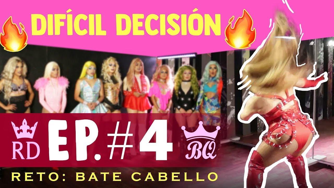 REINA DRAG EP 4: BATE CABELLO