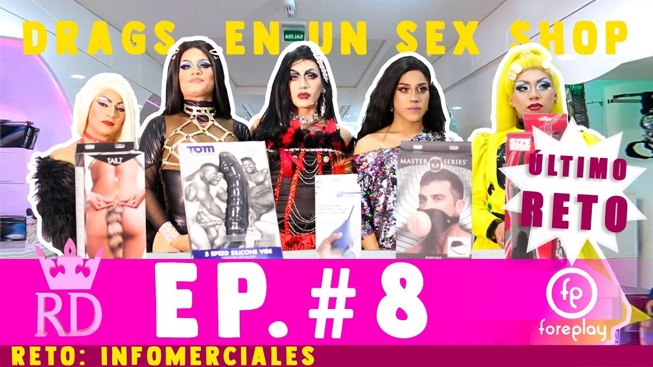 EP 8: INFOMERCIAL PARA SEX SHOP