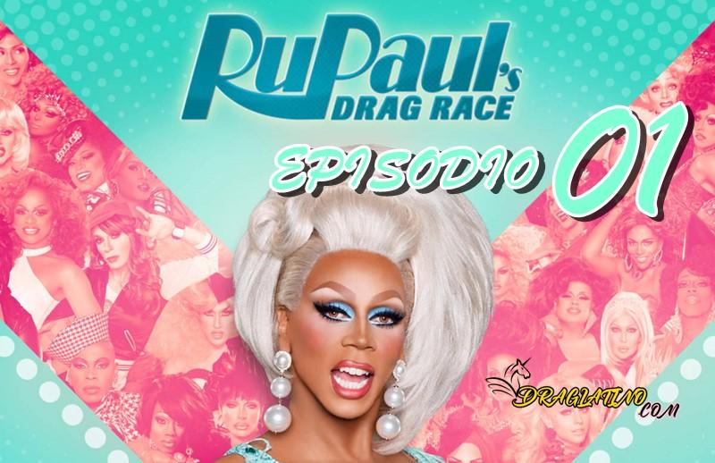 Rupaul´s Drag Race Season 8 Ep 01
