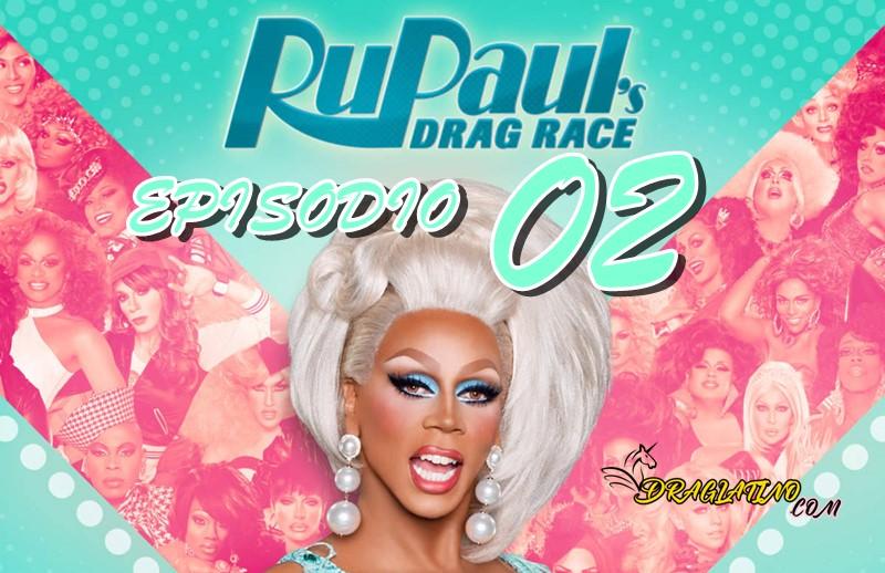 Rupaul´s Drag Race Season 8 Ep 02