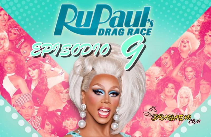 Rupaul´s Drag Race Season 8 Ep 09