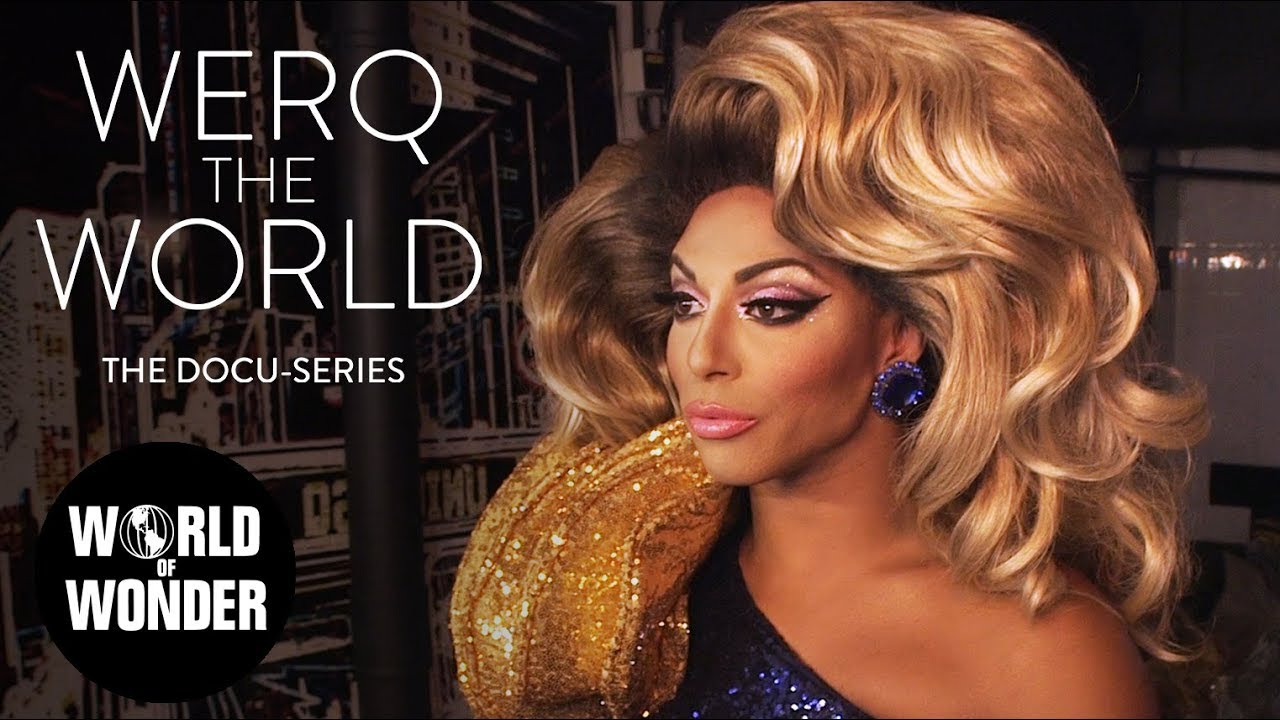 Werq The World: Shangela