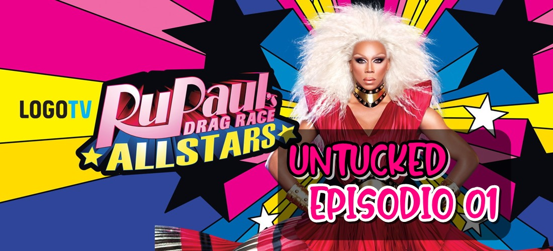 Drag Race All Stars 1 Untucked 1 Subtitulado Español