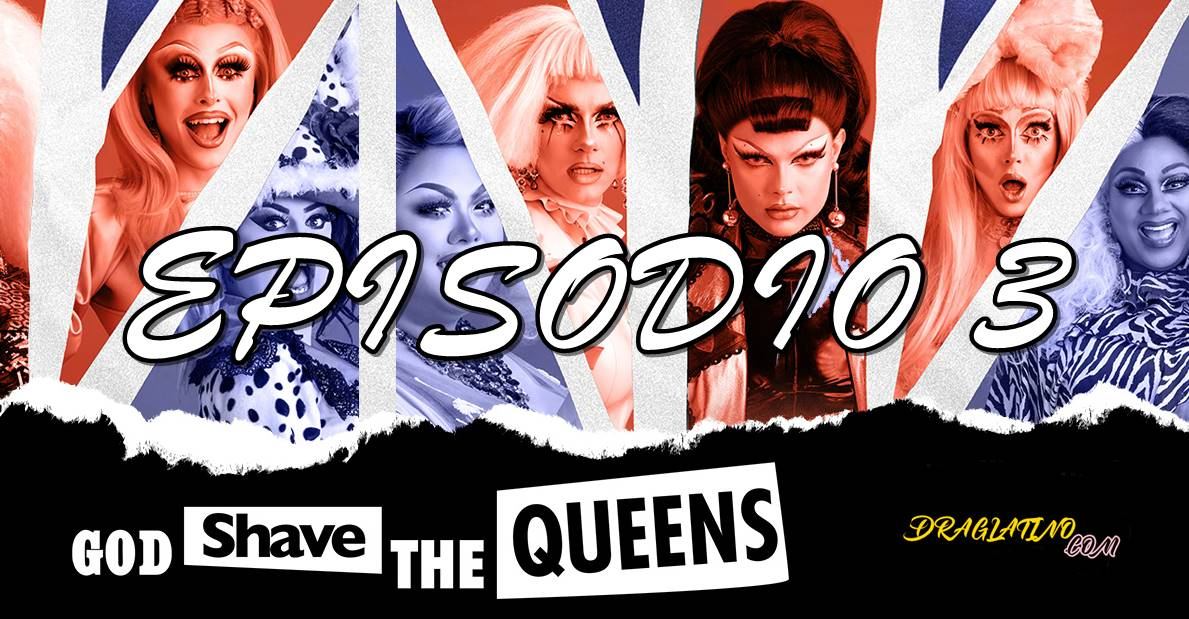 God Shave The Queens: Without a Net EP3 ESPAÑOL