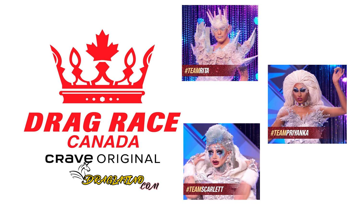 CANADA´S DRAG RACE EPISODIO 10 FINAL