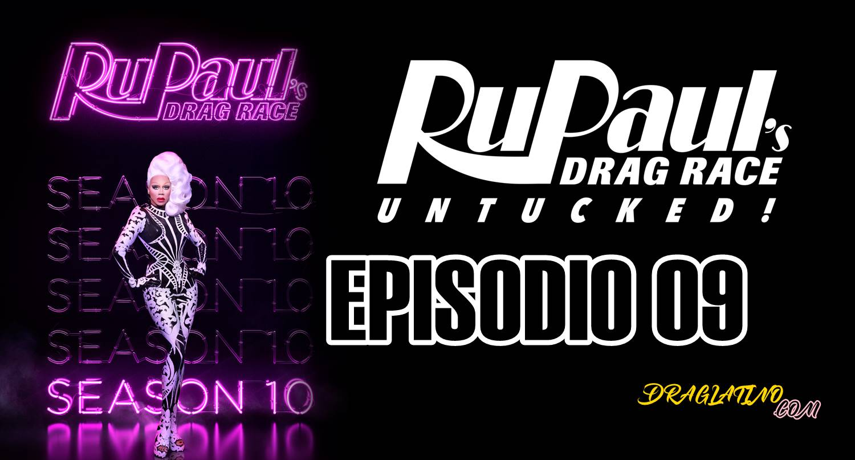 UNTUCKED SEASON 10 EP 9 ESPAÑOL