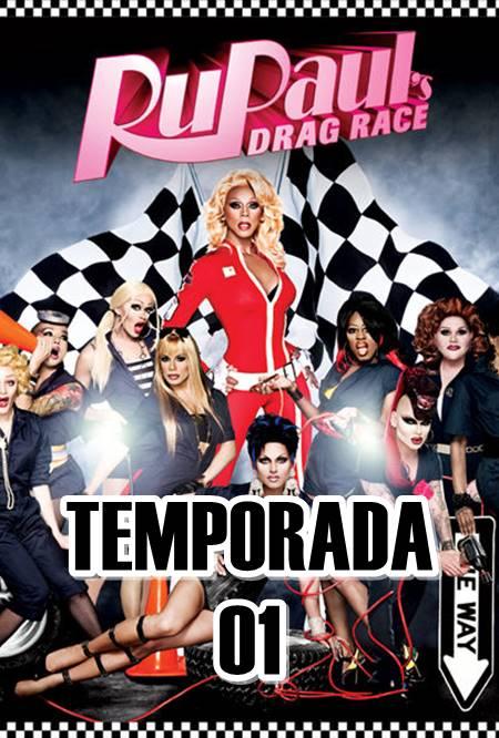 DRAG RACE TEMPORADA 1