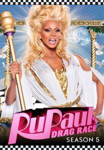 RuPaul: Carrera de drags: Temporada 5