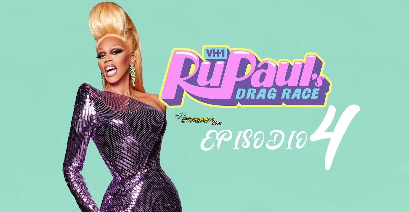 DRAG RACE SEASON 13 EPISODIO 4 ESPAÑOL