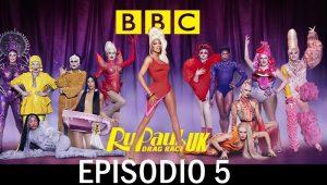 RuPaul's Drag Race UK: 2×5