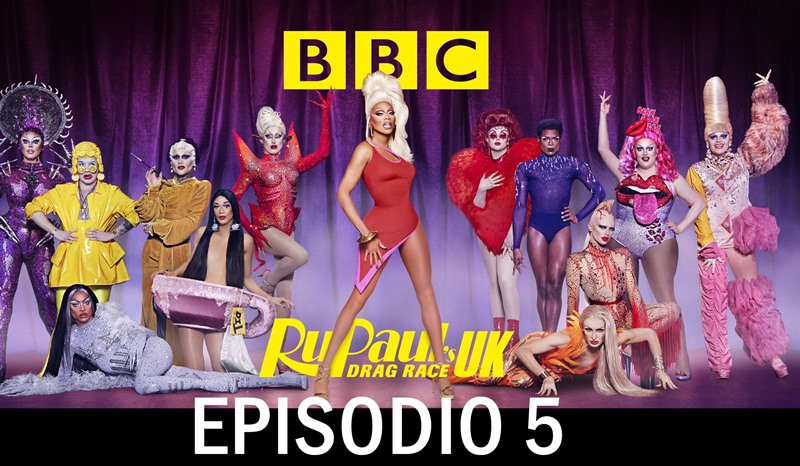 RuPaul's Drag Race UK: 2×5