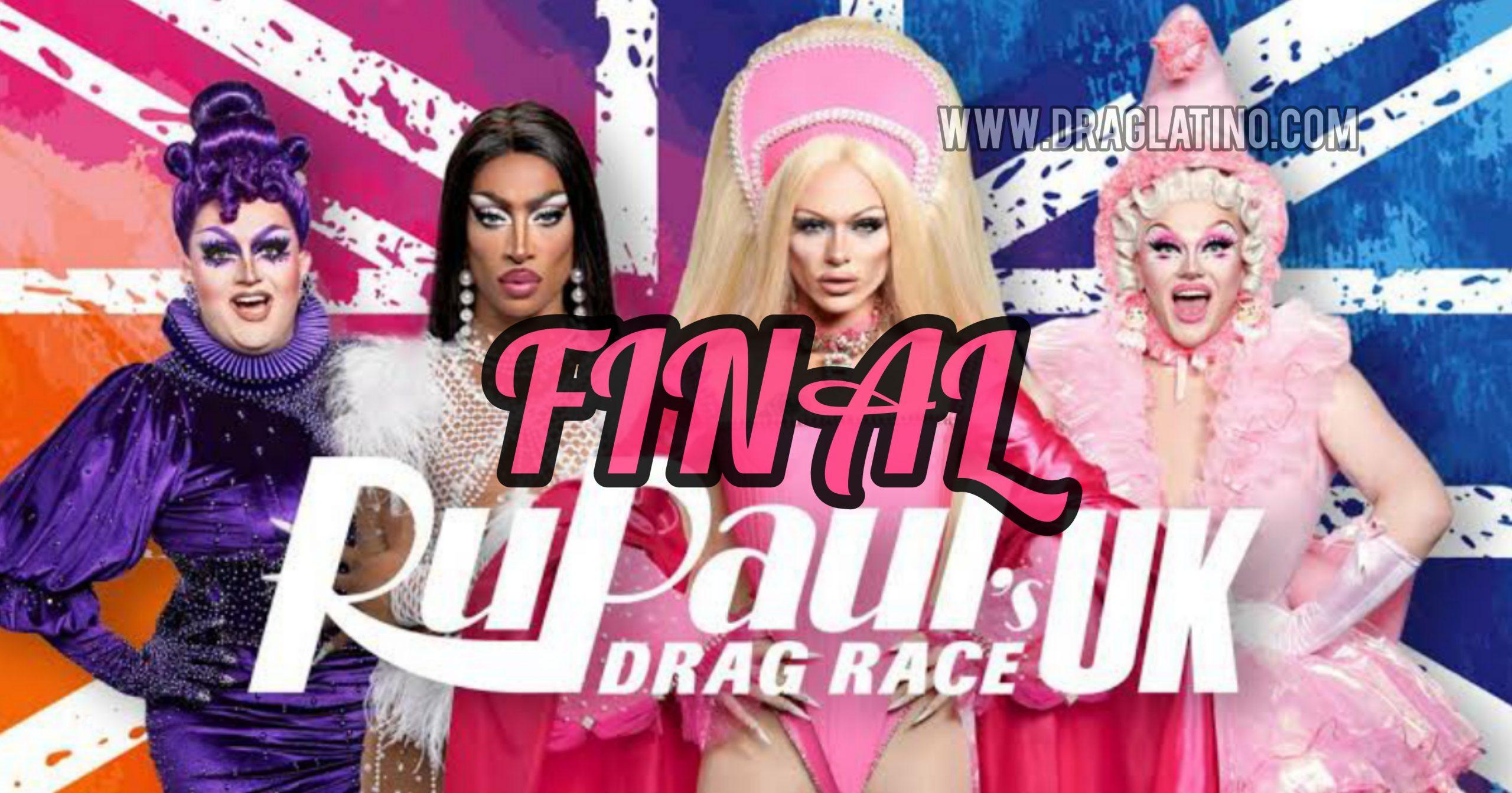 RuPaul's Drag Race UK: 2×10