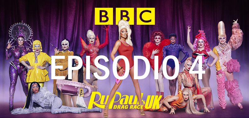 RuPaul's Drag Race UK: 2×4