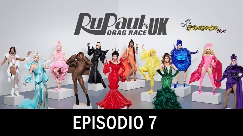 RuPaul's Drag Race UK: 2×7
