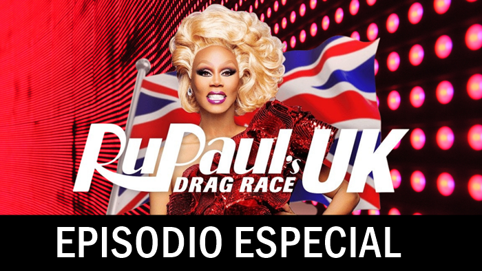 RuPaul's Drag Race UK: 2-Especial