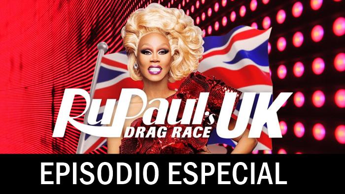 RuPaul's Drag Race UK: 2-Especial