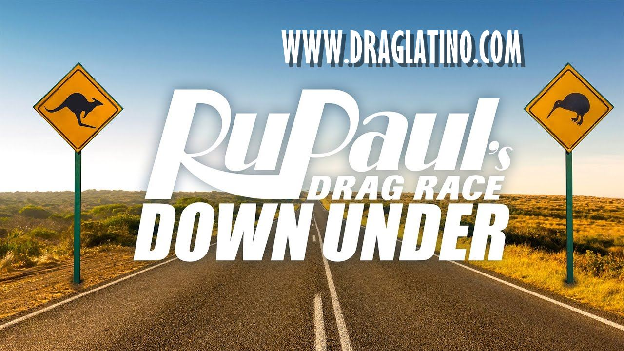 Rupaul´s Drag Race Down Under: 1×0