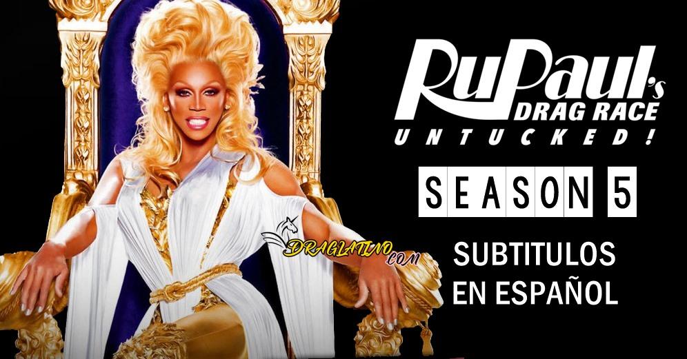 RuPaul's Drag Race: Untucked: 5×1