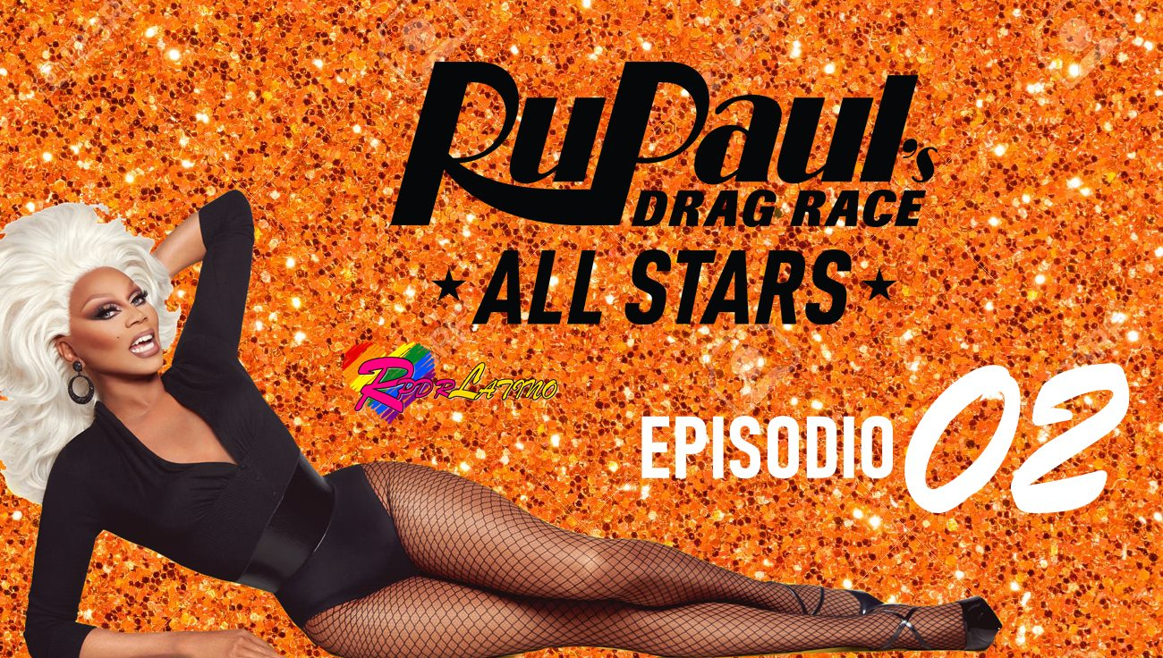 RuPaul's Drag Race All Stars: 6×2