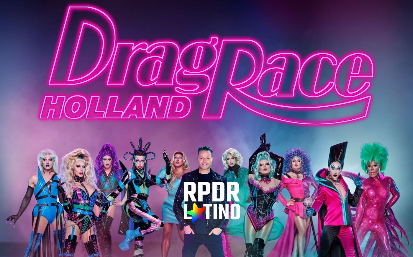 Drag Race Holland: 2×1