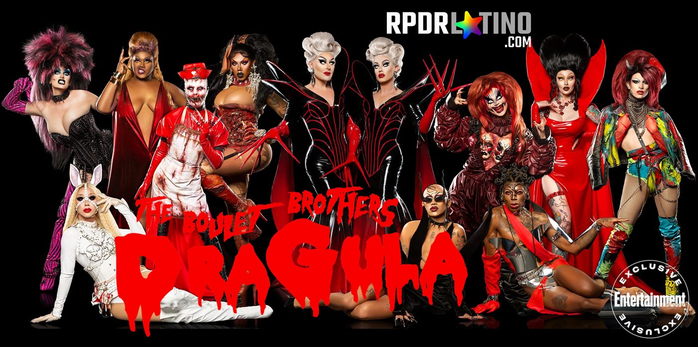 The Boulet Brothers' Dragula: 4×01